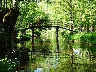 Nouvelle-Aquitaine - Between Poitou and Charente-Maritime, the Marais Poitevin.