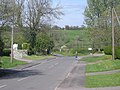 Leaving Tanworth down Doctors Hill - geograph.org.uk - 1265129.jpg