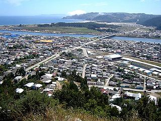 Lebu, Chile City and Commune in Bío Bío, Chile