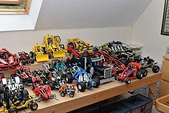 Lego Technic collection (14765481364).jpg