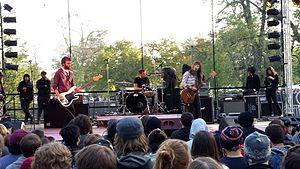Riot Fest - Image: Lemuria Riot Fest 2014