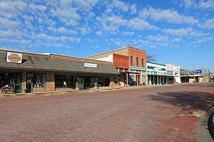 Leonard, Texas - Image: Leonard, Texas 3