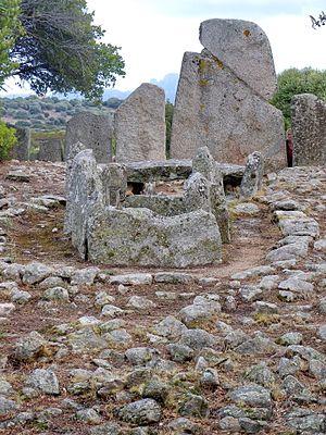 Bonnanaro culture - Li Lolghi, Arzachena