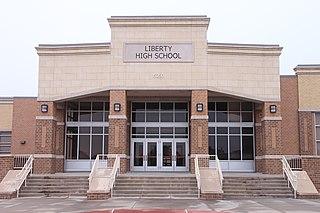 Liberty High School (Frisco, Texas) Public school in Frisco, Texas, United States