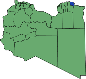 Darnah District, 2001-2007