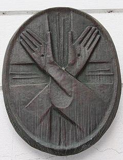 Hands with Stigmata