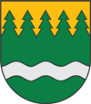 Coat of arms of Līgatne