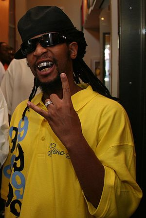 Producer Lil Jon is one of crunk's most prominent figures. Lil Jon.jpg