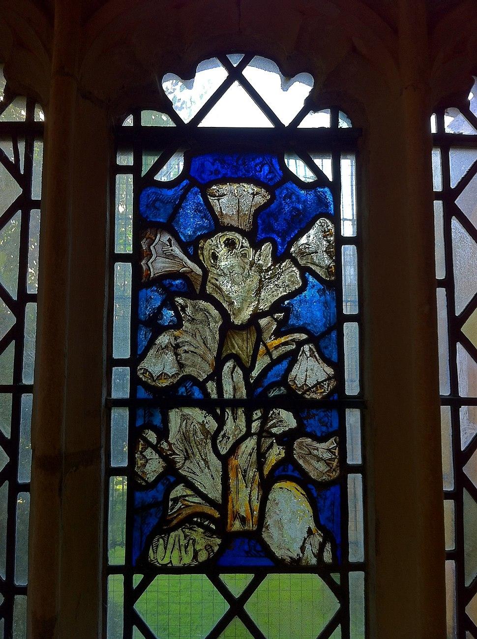 Lily Crucifix at Holy Trinity Church, Long Melford