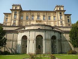 Villa pusterla wikipedia - Piscina di limbiate ...