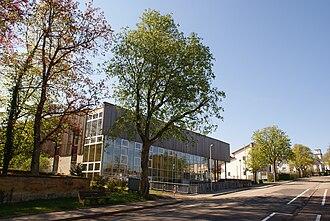 Aalen - Aalen Limes Museum, exterior view