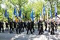 Lippujuhlan päivän paraati 2013 44 Maanpuolustusjärjestöt.JPG
