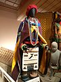 Little world, Aichi prefecture - African plaza - Clothing of married woman - Ndebele people in South Africa - Collected in 2001.jpg