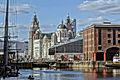 Liverpool Pier Head from ALbert Dock.jpg