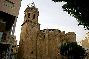 Tremp - Image: Lleida Iglesia de Tremp