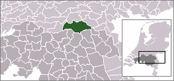 Location of Oss