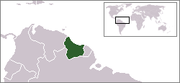 LocationNetherlandsGuiana