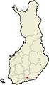Location of Artjärvi in Finland.png