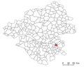 Location of Chapelle-Heulin commune.png