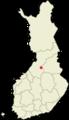 Location of Kestilä in Finland.png