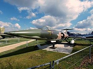 Lockheed F-104 Starfighter FX60 pic2.JPG
