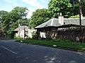 Lodge gate for The Burn - geograph.org.uk - 511415.jpg
