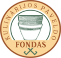 Logo of the Lithuanian Culinary Heritage Foundation.png
