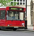 London Central bus LPD79 (R479 LGH) route 360 Prince Consort Road May 2006.jpg