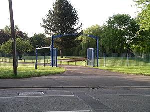 Longford, Coventry - Image: Longford park 3u 07