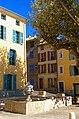 Lorgues - Place Saint-François - View NE.jpg
