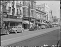 "Los Angeles, California. Street scene in ""Little Tokyo"" near the Los Angeles Civic Center, prior t . . . - NARA - 536806.tif"