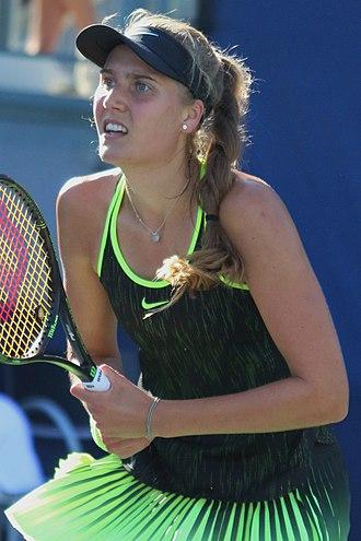 Antonia Lottner - Lottner at the 2016 US Open
