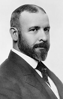 Louis Sullivan American architect