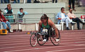 Louise Sauvage, 1992 Paralympic Games.jpg