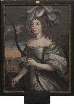 Lovisa Elisabet, 1646-90 - Nationalmuseum - 14689.tif