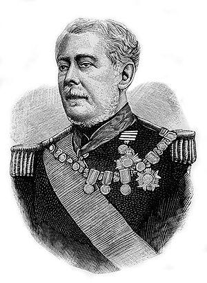 Luís Alves de Lima e Silva, Duke of Caxias, Brazilian military leader, nobleman and statesman
