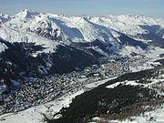Davos en invierno
