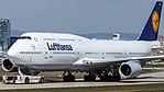 Lufthansa Boeing 747-8 (D-ABYN) at Frankfurt Airport (4).jpg
