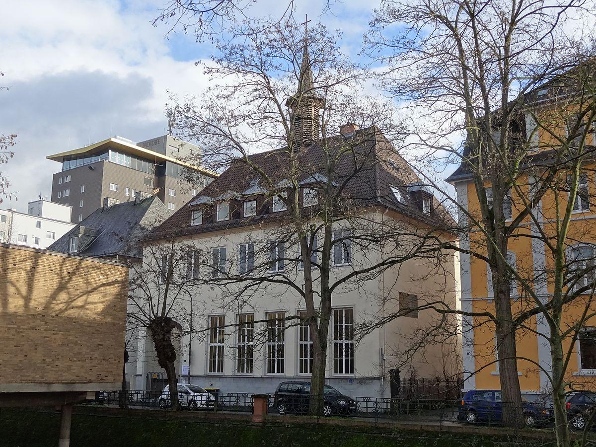 Evangelische Kirche Gießen