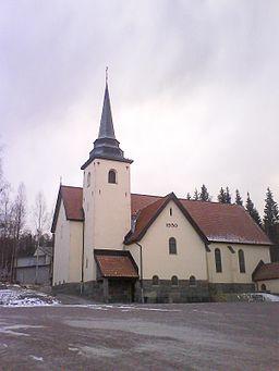 Lundsbergs kirke
