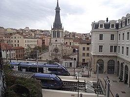 Gare de Lyon-Saint-Paul
