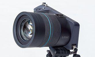 Volumetric video - Lytro Illum Camera, a second generation Light Field camera.
