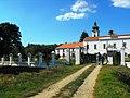 Mănăstire Sf. Gheorghe, sec. XV, jud. Timiş, Romania.jpg