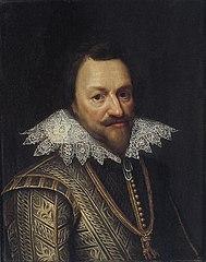 Philips Willem (1554-1647), Prins van Oranje