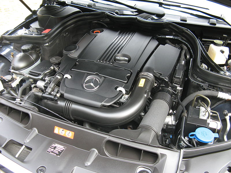 Oilwechsel Mercedes Automatikgetriebe Slk