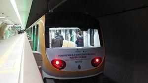 伊斯坦布尔地铁5号线