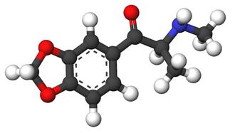 Methylone - Image: MDMC 3d sticks