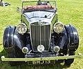 MG VA 1½-litre Tourer (1938) (33901499323).jpg
