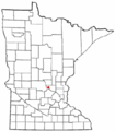 MNMap-doton-Clear Lake.png