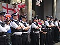 MPS officers supervising World Cup, 2006.jpg